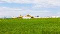 Inner Mongolia grassland Royalty Free Stock Photo