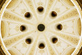 Inner part of the dome Royalty Free Stock Images