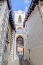 Inner Yard Of Kykkos Monastery