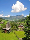Inneralpbach,tirol Royalty Free Stock Images