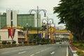 Innercity of bandar seri begawan brunei s capital Stock Photography