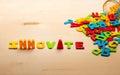 Innovate Royalty Free Stock Photo