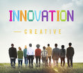 Innovation Creative Design Ideas Imagination Concept Royalty Free Stock Photo