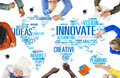 Innovation Inspiration Creativity Ideas Progress Innovate Concep Royalty Free Stock Photo