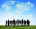 Innovation Inspiration Creativity Ideas Progress Innovate Stock Photos