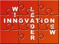 Innovation Puzzle Royalty Free Stock Photo