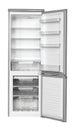 INOX refrigerator Royalty Free Stock Photo