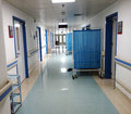 inpatient area Royalty Free Stock Photo