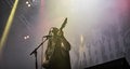 Inquisition live 2016 Royalty Free Stock Photo