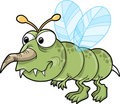 Insect Vector Illustration Royalty Free Stock Photo