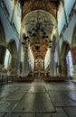 Inside church Royalty Free Stock Photo