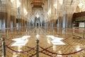 Inside King Hassan II Mosque, Casablanca Royalty Free Stock Photo