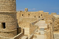 Inside ribat monastir tunisia in Stock Images