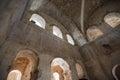 Inside St. Nicholas church in Demre, Turkey Royalty Free Stock Photo