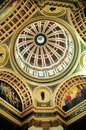 An inside view of the pennsylvania capitol dome Royalty Free Stock Photography