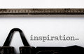 Inspiration Photographie stock