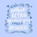 Inspirational motivating quotes by Mahatma Gandhi.