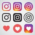 Instagram new logo and icon