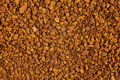 Instant coffee texture close up of closeup Stock Images