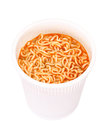 Instant Noodles Cup Stock Images