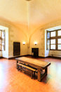 Interior of Azay le Rideau castle Royalty Free Stock Photo