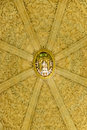 Interior of cathedral of santa maria of palma la seu in de mallorca majorca Stock Photos