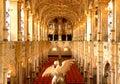 Interior Chapel at Frederick Slott Denmark Royalty Free Stock Photo