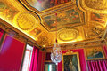 Interior chateau of versailles france september france on september palace was a royal Stock Photo