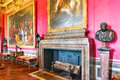 Interior chateau of versailles france september france on september palace was a royal Royalty Free Stock Photos