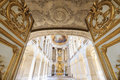 Interior chateau of versailles versailles france june on june palace was a royal most Stock Photo