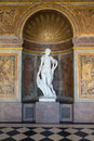 Interior chateau of versailles versailles france june on june palace was a royal most Royalty Free Stock Image