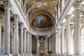 Interior chateau of versailles versailles france june on june palace was a royal most Royalty Free Stock Photo