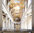 Interior chateau of versailles versailles france june on june palace was a royal most Stock Photography