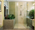 Interior design - bathroom Stock Photos
