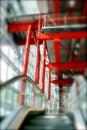 Interior design - stairs Royalty Free Stock Photo