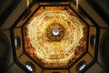 Interior of Florence dome. Italy Stock Images