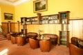 Interior of hotel hall. Royalty Free Stock Photo