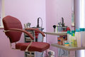 Interior of luxury beauty salon Stock Photo