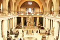 Interior of the main hall the museum of egyptian antiquities egyptian museum cairo egypt north africa africa in photo taken in in Stock Images