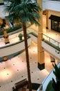 Interior mall Στοκ Εικόνες