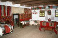 Interior in Maramures - Romania Stock Photography