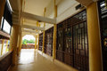 Interior of masjid jubli perak sultan ismail petra a k a masjid beijing kelantan malaysia – march located in rantau panjang Royalty Free Stock Images
