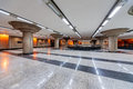 Interior of metro station Royalty Free Stock Photo