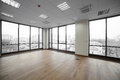Interior of modern office building stylish and brand new Royalty Free Stock Photography