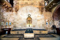 Interior of the National Pantheon in Santo Domingo, Dominican Republic Royalty Free Stock Photo
