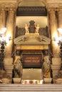 Interior of the Paris Opera
