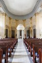 Interior St. Paul's Anglican Cathredal Royalty Free Stock Photo