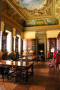 Interior. Stock Exchange Palace. Porto. Portugal Royalty Free Stock Photo