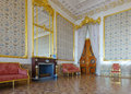 Interior of stroganov palace st petersburg russia august in august in st petersburg russia was built to rastrelli s designs Stock Photography
