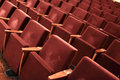 Interior of theatre Royalty Free Stock Photo